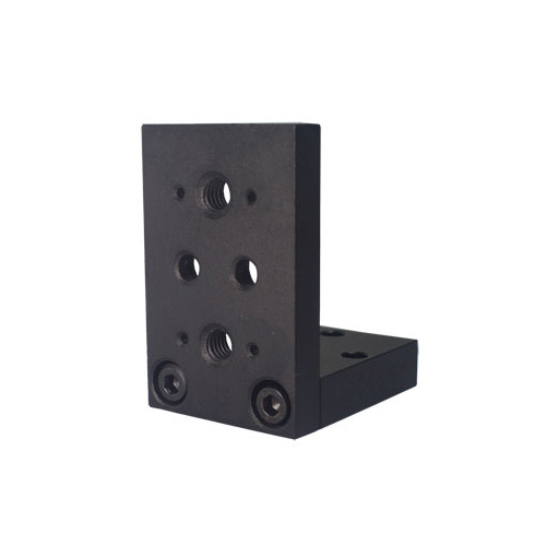 Angle Bracket for Miniature Manual Linear Stages